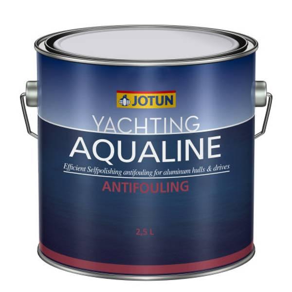 Bilde av Aqualine 2,5l sort , for aluminium