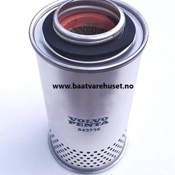 Bilde av Volvo Penta 876069 veivhusfilter / åndefilter