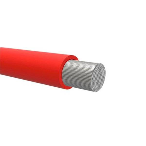 Bilde av Fortinnet kabel 50mm2 rød
