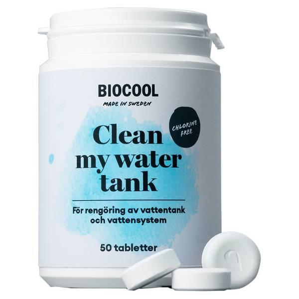 Bilde av Bio Cool -ren vanntank